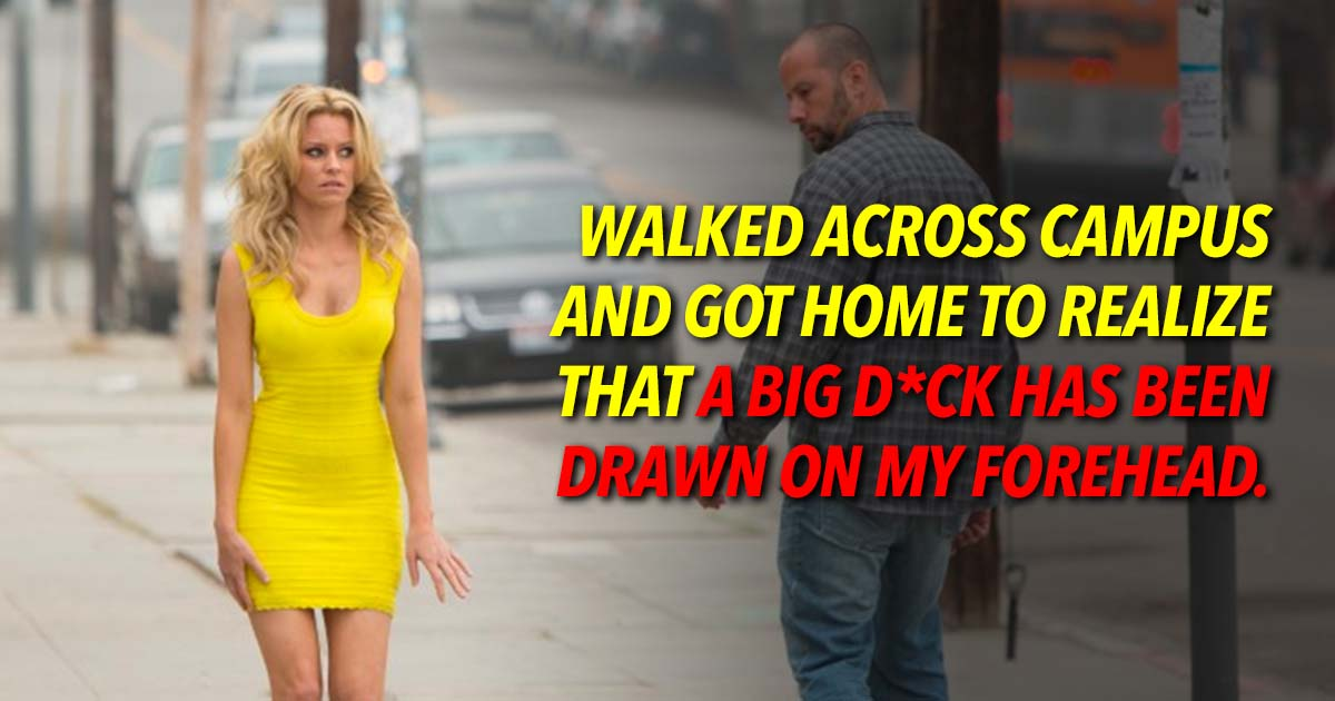 1514160203 people confess their most embarrassing walk of shame stories - People Confess Their Most Embarrassing Walk of Shame Stories