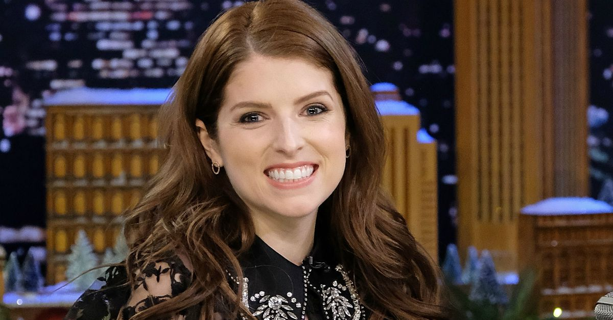 anna kendrick just shared a problematic plotline from pitch perfect that she shot down - Anna Kendrick Just Shared A Problematic Plotline From 'Pitch Perfect' That She Shot Down