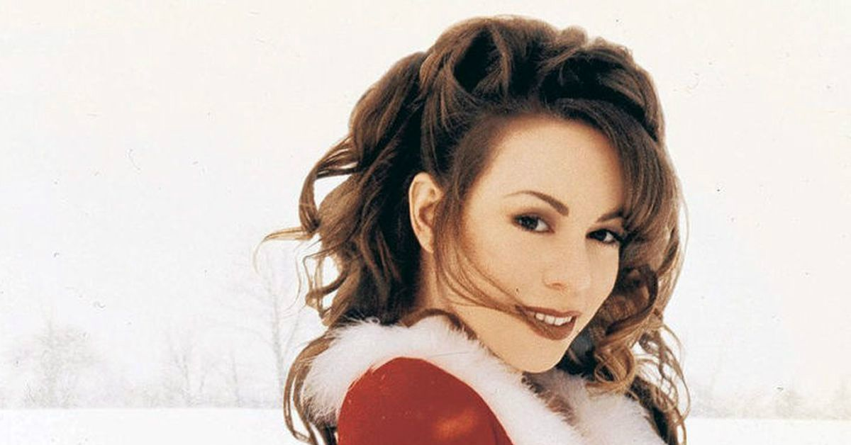 cover mariah 1513705071265 - Mariah Carey's 'All I Want For Christmas Is You' Breaks Billboard Top 10, And Carey Just Responded