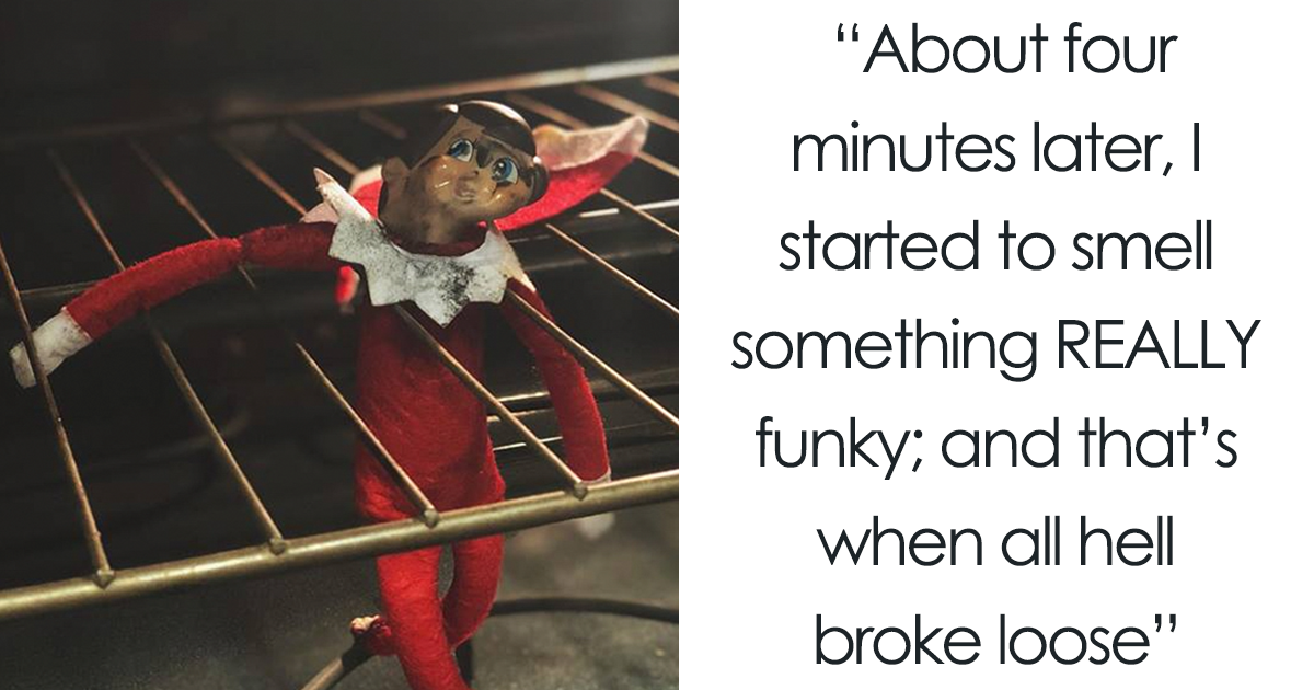 mom lies christmas elf shelf brittany mease fb7 - Mom's Lies About The Elf On The Shelf Backfire Hilariously
