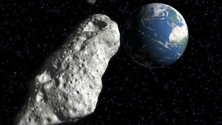 1518263551 asteroid skimming past earth may loom larger than exploding russian meteor - Asteroid skimming past Earth may loom larger than exploding Russian meteor