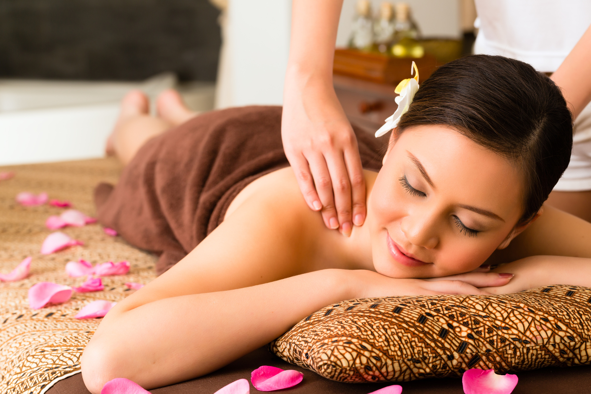 The Health Benefits of a Full Body Massage